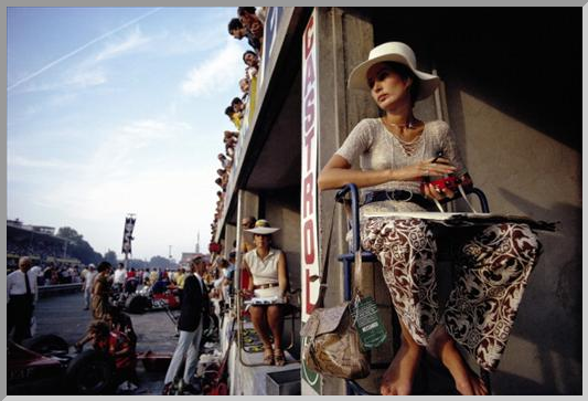 Monza 1970 (Photo by Rainer W. Schlegelmilch/Getty Images)